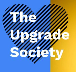 The Upgrade Society logo