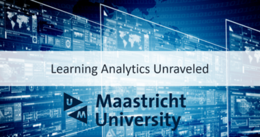 Learning Analytics Unraveled, Afbeelding maastricht university